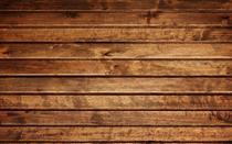 Painel de Festa em Tecido Sublimado 3d Deck de Madeira Horizontal - Sublime Sonhos