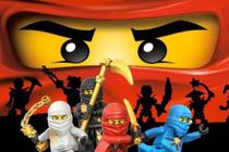 Painel de Festa Lego Ninjago 02 - Colormyhome