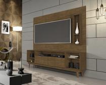 Painel de Tv com rack retrô Veneza - Anyben