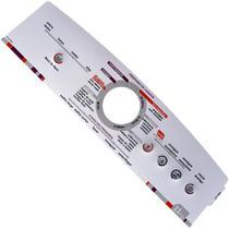 Painel Decorativo Compatível Lavadora Brastemp BWL11A 11Kg - CP P0965 - Cp Placas Eletronicas