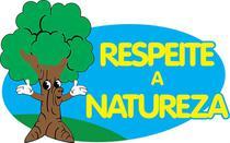 Painel Decorativo  Médio E.V.A Respeite a Natureza - Grintoy