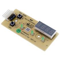 Painel Eletrônico Bivolt Original Refrigerador Electrolux DC49X - 64800243 -