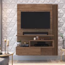 Painel Estante Home Para TV 46'' 1,35x1,70m EST101 Estilare -