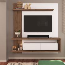 Painel Estante Home Para TV 50'' 1,60x1,80m EST203 Estilare -