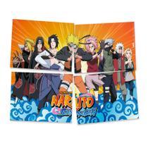 Painel Gigante para Decoração Naruto Festcolor - Festabox