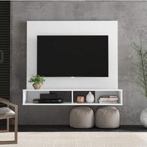 Painel Home para TV 50 Polegadas Alpes Colibri Branco -