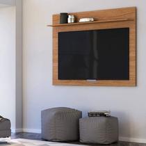 Painel Home para TV até 47 Polegadas Maia Colibri Móveis Natural Real -