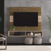 Painel Home para TV até 50 Polegadas 2 Nichos Alpes Colibri -