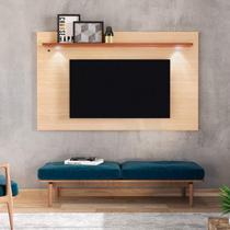 Painel Home para TV até 65 Polegadas 1 Prateleira Itapuã Colibri Móveis -