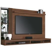 Painel home paris para tv até 55 polegadas ripado com espelho - VIANOSSA