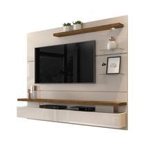 Painel Home Suspenso Greco Tv 55 polegadas LED Dj Móveis -