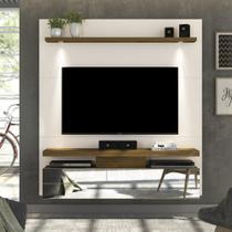 Painel Home Suspenso LED para TV 60 Luce 16022 DJ Móveis -