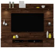 Painel Home Suspenso para Tv 55 Polegadas Estilo DJ Móveis -