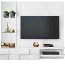 Painel Home Suspenso Turim Para TV 50 Polegadas - DJ Móveis -