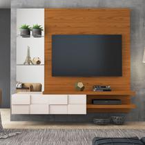 Painel Home Suspenso Turim para TV até 55 polegadas Dj Móveis -