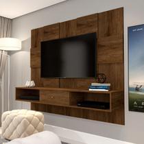 Painel JB 5025 Luxo Sala para TV até 50 Polegadas - J  B Bechara