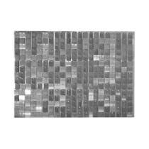 Painel Mágico Shimmer Wall - 87cm x 62,5cm - Prata - Cromus -