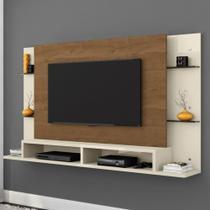 Painel Malbec ideal para TV de 55 Polegadas Belaflex -