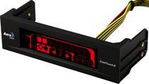 Painel Multicontrolador de Fan AeroCool CoolTouch-E - TouchScreen - Preto - EN51547 -