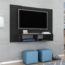 Painel Navi - Preto Fosco - Móveis Bechara - Rpm móveis