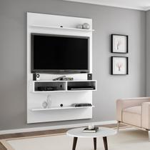 Painel para TV 1.1 Vega Branco - Móveis bechara