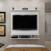 Painel para TV 1.2 Bari Branco - Novo horizonte