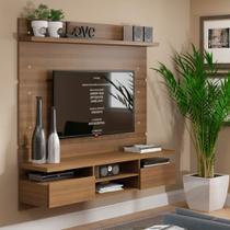 Painel para TV 50 Polegadas Live Rustic 160 cm - Mobly