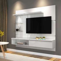 Painel para TV 55 Polegadas Ores Branco 181 cm - Hb móveis