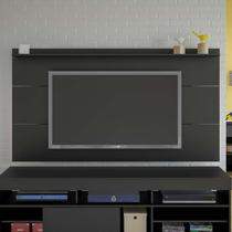 Painel para TV 55 Polegadas Slim Preto 180 cm - Artely