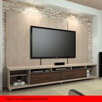 Painel para TV 60 Polegadas Elite Santana 275 cm - Knr móveis