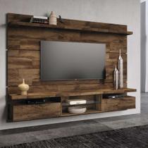 Painel para TV 60 Polegadas Livin Deck 220 cm - Hb móveis