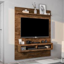 Painel para TV 60 Polegadas Magnus Jatobá 150 cm - Caemmun