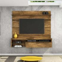 Painel para TV 65 Polegadas Persa Canela Rústico 180 cm - Colibri