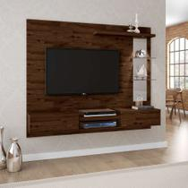 Painel para TV 72 Polegadas Evidence Rustic 180 cm - Germai