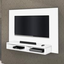 Painel para TV até 32 Polegadas Madri Cambel Móveis Branco -