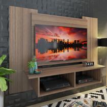 Painel Para Tv Até 32 Polegadas Magno 2 Nichos Marrom - Pnr Móveis -