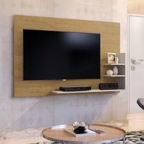 Painel para TV até 40 Polegadas Exclusive Mavaular Damasco/Off White -