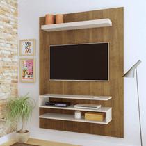Painel para TV até 42 Polegadas Orion Artely Pinho/Off White -