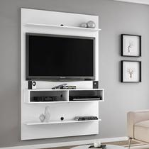 Painel para TV até 47 Polegadas 2 Nichos Vega Móveis Bechara Branco -