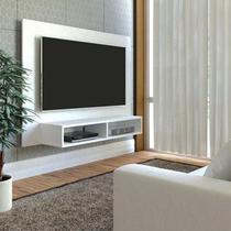 Painel para TV até 47 Polegadas com Nicho Flash Artely  Branco -