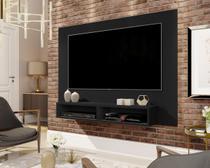 Painel para Tv ate 47 polegadas Ipanema Preto - Germai Moveis