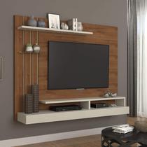 Painel para TV até 47 Polegadas Valência Permobili Savana/Off White -