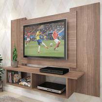 Painel Para Tv Até 48 Polegadas Anthony 2 Nichos Teka - Pnr Móveis -