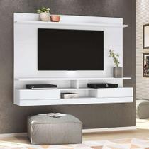 Painel para TV até 48 Polegadas Vostok Branco - Olivar móveis