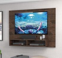 Painel para TV até 49 polegadas New Slim Jacaranda - Zanzini