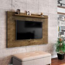 Painel para TV até 50 Polegadas Kenzo Madeira Rústica - Móveis bechara