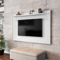 Painel para TV até 50 Polegadas Kenzo Móveis Bechara Branco -