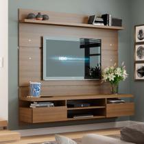 Painel para TV até  50 Polegadas Live Rustic 180 cm - Mobly