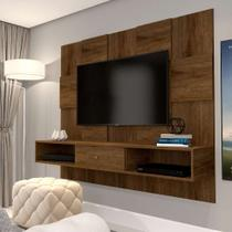 Painel para TV até 50 Polegadas Luxo Canela - Jb Bechara