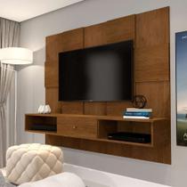 Painel para TV até 50 Polegadas Luxo Caramelo - Jb bechara